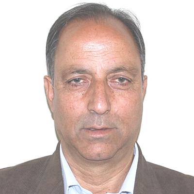 Adv. Abdul Majeed (Sr. Vice President)