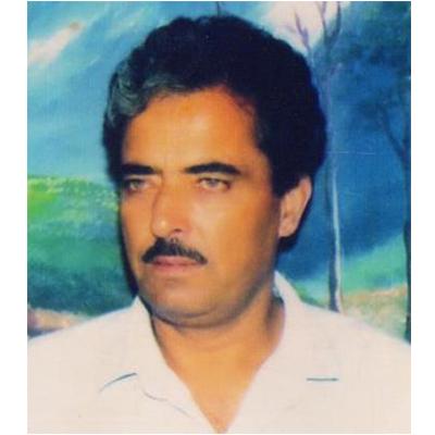 Haji Shabir Ahmad ( Member MC )