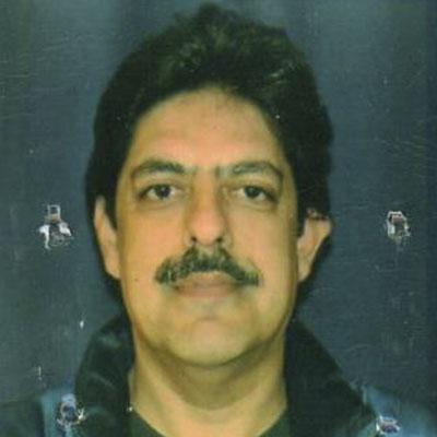 Mauzam Bakshi ( Jr. Vice President )