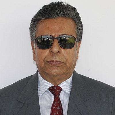 Mir Habib Ullah (Past President)