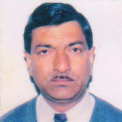 Sana Ullah Bhat (MC Member)