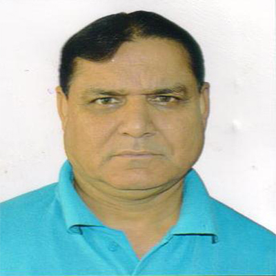 Dr. Mohammad Ashraf (Member MC)