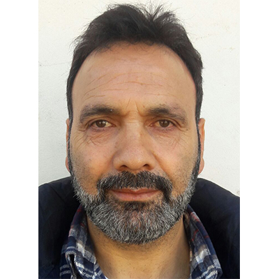 Mehboob Mir (Jt. Secretary General)
